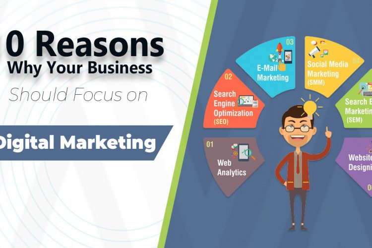 digital marketing for business