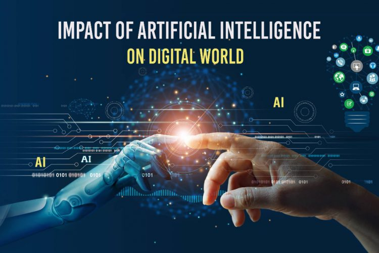 Impact of Artificial Intelligence on Digital Marketing