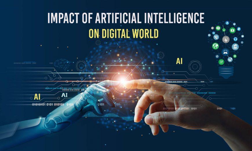Impact of Artificial Intelligence on Digital Marketing
