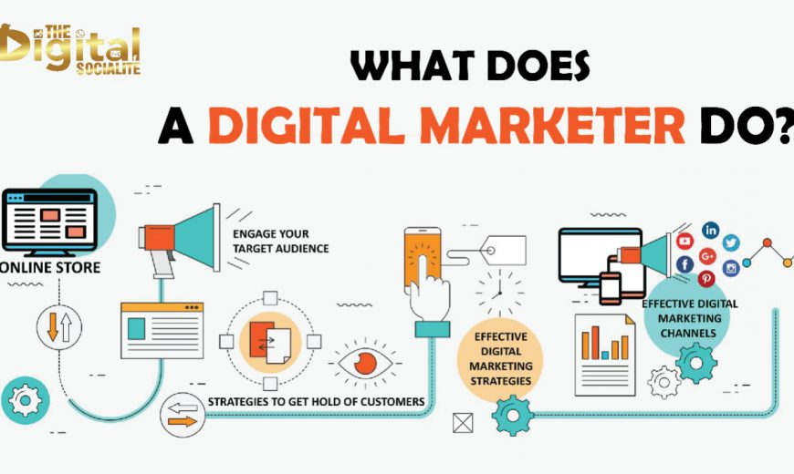 Digital Marketer Job Role Description