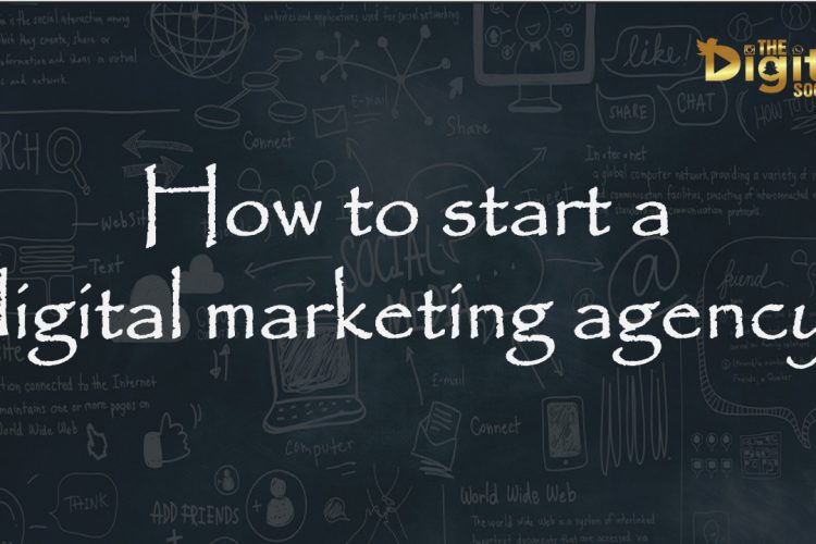 Start Digital Marketing Agency in 2021